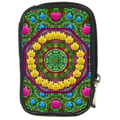 Bohemian Chic In Fantasy Style Compact Camera Cases by pepitasart