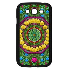 Bohemian Chic In Fantasy Style Samsung Galaxy Grand Duos I9082 Case (black) by pepitasart