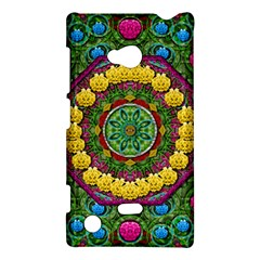 Bohemian Chic In Fantasy Style Nokia Lumia 720 by pepitasart