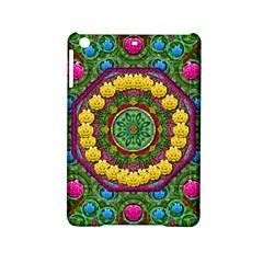 Bohemian Chic In Fantasy Style Ipad Mini 2 Hardshell Cases by pepitasart