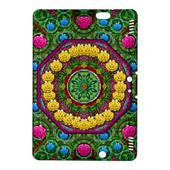 Bohemian Chic In Fantasy Style Kindle Fire Hdx 8 9  Hardshell Case by pepitasart