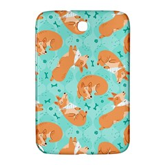 Corgi Dog Pattern Samsung Galaxy Note 8 0 N5100 Hardshell Case