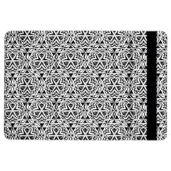 Hand Drawing Tribal Black White Ipad Air 2 Flip