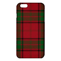 Red And Green Tartan Plaid Iphone 6 Plus/6s Plus Tpu Case by allthingseveryone