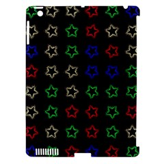Spray Stars Pattern A Apple Ipad 3/4 Hardshell Case (compatible With Smart Cover) by MoreColorsinLife
