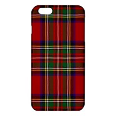 Red Tartan Plaid Iphone 6 Plus/6s Plus Tpu Case by allthingseveryone