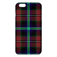 Purple And Red Tartan Plaid Iphone 6 Plus/6s Plus Tpu Case by allthingseveryone