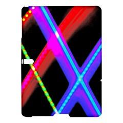 Xmas Light Paintings Samsung Galaxy Tab S (10 5 ) Hardshell Case  by Celenk