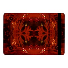 Red Abstract Samsung Galaxy Tab Pro 10 1  Flip Case by Celenk
