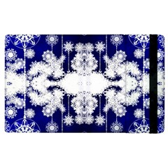 The Effect Of Light  Very Vivid Colours  Fragment Frame Pattern Apple Ipad 3/4 Flip Case by Celenk