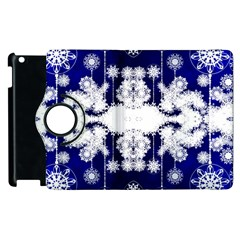 The Effect Of Light  Very Vivid Colours  Fragment Frame Pattern Apple Ipad 2 Flip 360 Case by Celenk