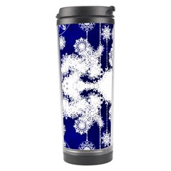 The Effect Of Light  Very Vivid Colours  Fragment Frame Pattern Travel Tumbler by Celenk