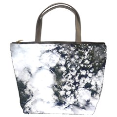 Earth Right Now Bucket Bags by Celenk