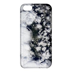 Earth Right Now Apple Iphone 5c Hardshell Case by Celenk