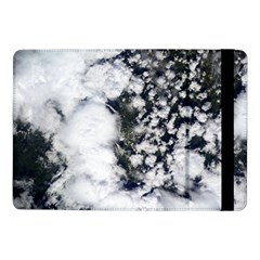 Earth Right Now Samsung Galaxy Tab Pro 10 1  Flip Case by Celenk