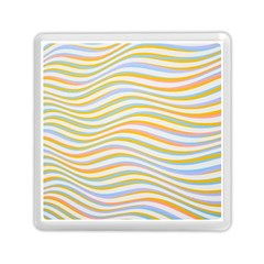 Art Abstract Colorful Colors Memory Card Reader (square)  by Celenk
