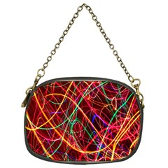 Wave Behaviors Chain Purses (one Side)  by Celenk