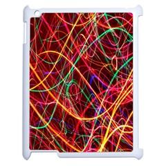 Wave Behaviors Apple Ipad 2 Case (white) by Celenk