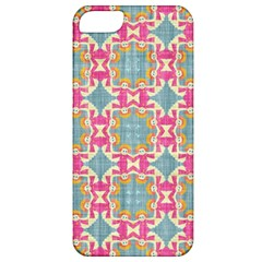 Christmas Wallpaper Apple Iphone 5 Classic Hardshell Case by Celenk