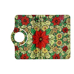Calsidyrose Groovy Christmas Kindle Fire Hd (2013) Flip 360 Case by Celenk