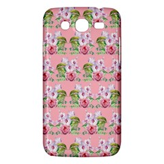 Floral Pattern Samsung Galaxy Mega 5 8 I9152 Hardshell Case  by SuperPatterns