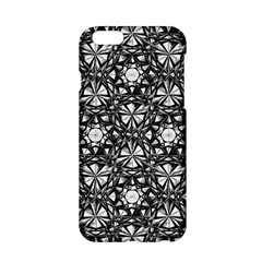 Star Crystal Black White 1 And 2 Apple Iphone 6/6s Hardshell Case by Cveti