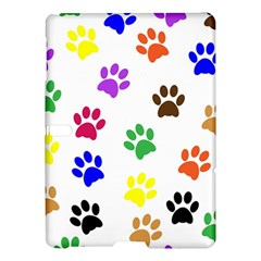 Pawprints Paw Prints Paw Animal Samsung Galaxy Tab S (10 5 ) Hardshell Case  by Celenk