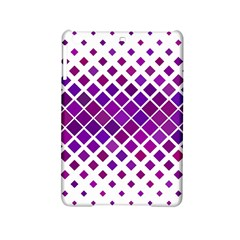 Pattern Square Purple Horizontal Ipad Mini 2 Hardshell Cases by Celenk