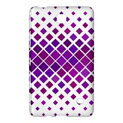Pattern Square Purple Horizontal Samsung Galaxy Tab 4 (8 ) Hardshell Case  by Celenk