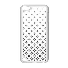 Star Pattern Decoration Geometric Apple Ipod Touch 5 Case (white) by Celenk
