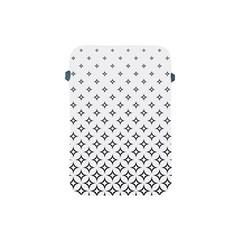 Star Pattern Decoration Geometric Apple Ipad Mini Protective Soft Cases by Celenk