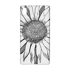 Sunflower Flower Line Art Summer Sony Xperia Z3+ by Celenk