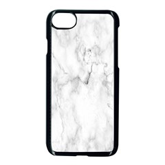 White Background Pattern Tile Apple Iphone 7 Seamless Case (black) by Celenk