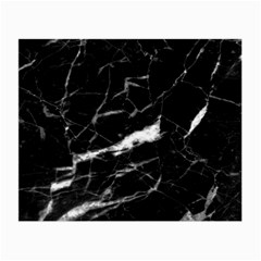 Black Texture Background Stone Small Glasses Cloth by Celenk