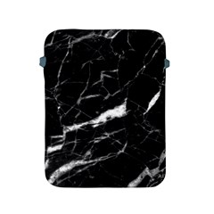 Black Texture Background Stone Apple Ipad 2/3/4 Protective Soft Cases by Celenk