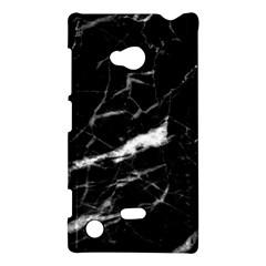 Black Texture Background Stone Nokia Lumia 720 by Celenk