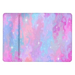 Space Psychedelic Colorful Color Samsung Galaxy Tab 10 1  P7500 Flip Case by Celenk