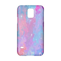 Space Psychedelic Colorful Color Samsung Galaxy S5 Hardshell Case  by Celenk