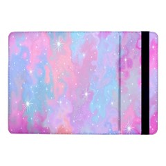 Space Psychedelic Colorful Color Samsung Galaxy Tab Pro 10 1  Flip Case by Celenk