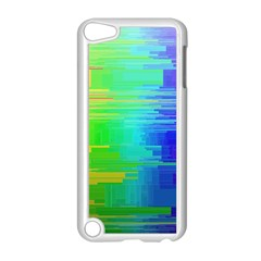 Colors Rainbow Chakras Style Apple Ipod Touch 5 Case (white) by Celenk