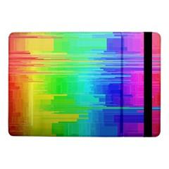 Colors Rainbow Chakras Style Samsung Galaxy Tab Pro 10 1  Flip Case by Celenk