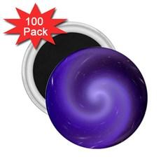 Spiral Lighting Color Nuances 2 25  Magnets (100 Pack)  by Celenk