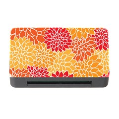 Abstract Art Background Colorful Memory Card Reader With Cf by Celenk