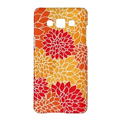 Abstract Art Background Colorful Samsung Galaxy A5 Hardshell Case  by Celenk