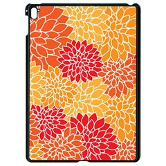 Abstract Art Background Colorful Apple Ipad Pro 9 7   Black Seamless Case