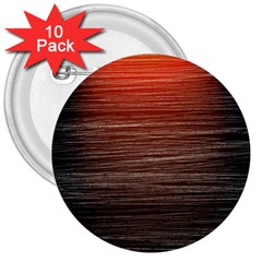 Background Red Orange Modern 3  Buttons (10 Pack)  by Celenk