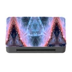 Sacred Geometry Mandelbrot Fractal Memory Card Reader With Cf by Celenk