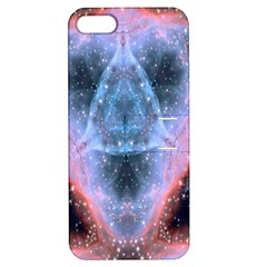 Sacred Geometry Mandelbrot Fractal Apple Iphone 5 Hardshell Case With Stand by Celenk