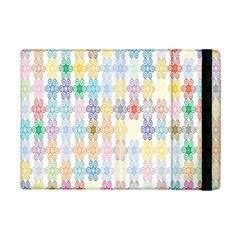 Background Wallpaper Spirals Twirls Ipad Mini 2 Flip Cases by Celenk