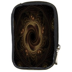 Beads Fractal Abstract Pattern Compact Camera Cases by Celenk